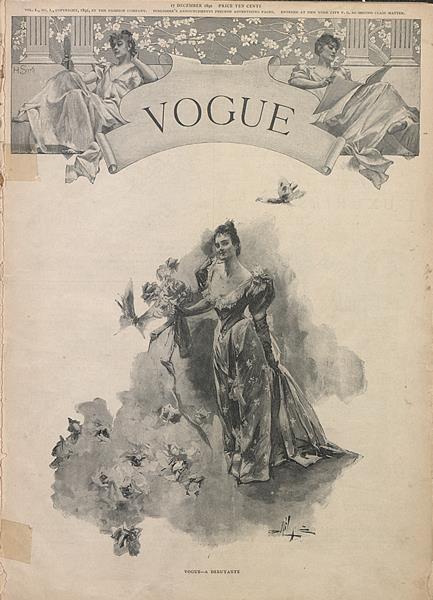 Issue: - December 17 1892 | Vogue