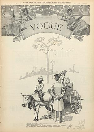 Cover for the May 6 1893 issue