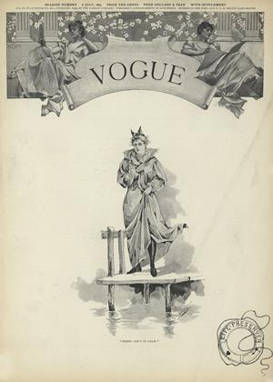 Cover for the July 8 1893 issue