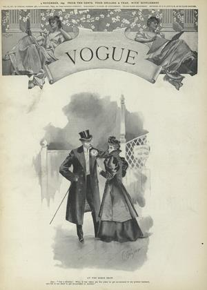 Cover for the November 9 1893 issue