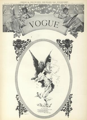 Cover for the February 1 1894 issue