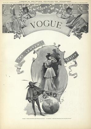 Cover for the February 15 1894 issue