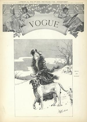 Cover for the February 22 1894 issue