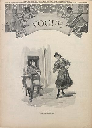 Cover for the April 5 1894 issue