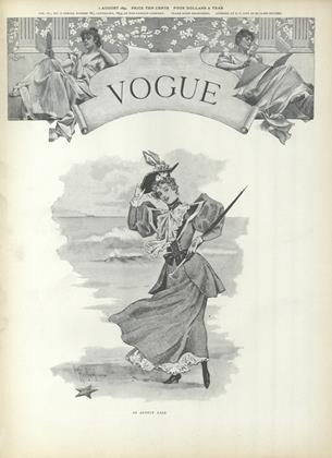 Cover for the August 2 1894 issue
