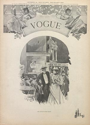 Cover for the September 6 1894 issue