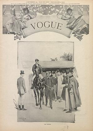 Cover for the September 27 1894 issue