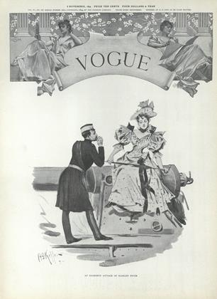Cover for the November 8 1894 issue