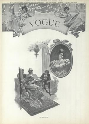 Cover for the November 29 1894 issue