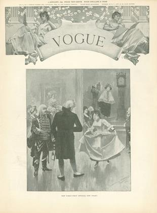 Cover for the January 3 1895 issue