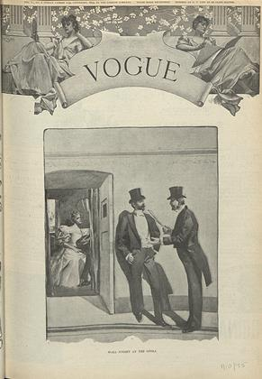 Cover for the January 10 1895 issue