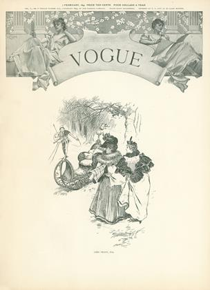 Cover for the February 7 1895 issue
