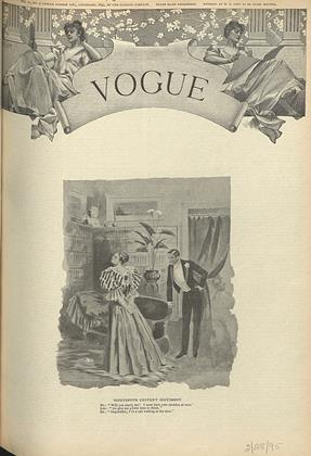 Cover for the February 28 1895 issue