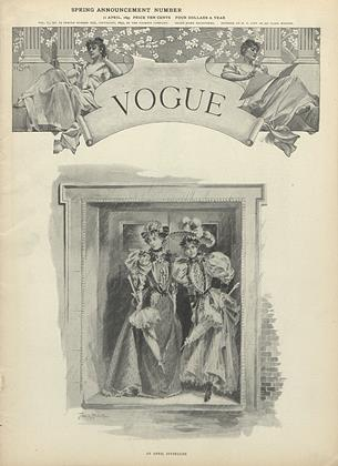Cover for the April 11 1895 issue