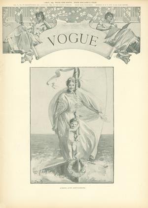 Cover for the May 2 1895 issue