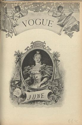 Cover for the June 6 1895 issue
