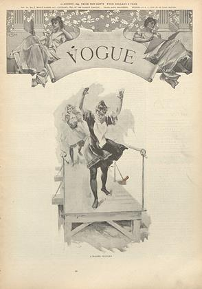Cover for the August 22 1895 issue
