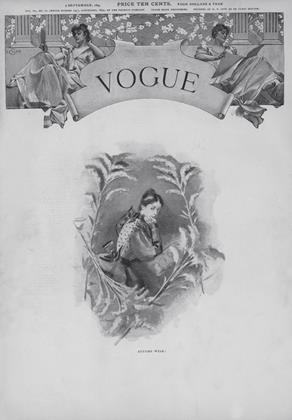 Cover for the September 5 1895 issue