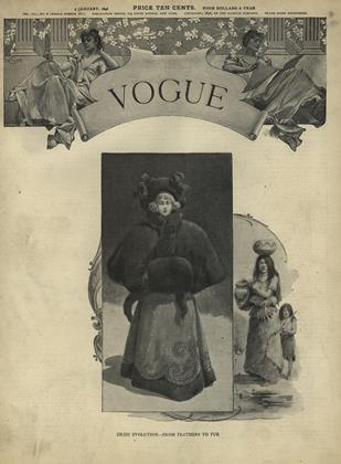 Cover for the January 9 1896 issue