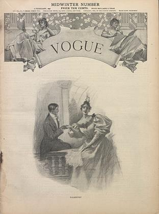 Cover for the February 6 1896 issue