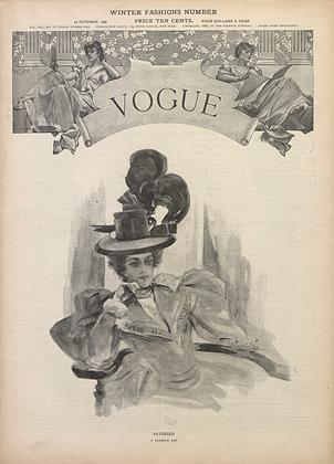 Cover for the October 29 1896 issue