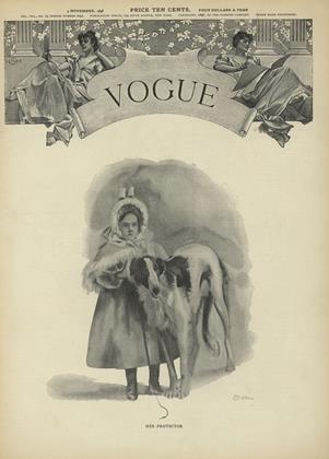Cover for the November 5 1896 issue