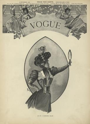 Cover for the November 26 1896 issue