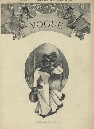 Cover for the December 3 1896 issue