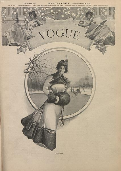 Issue: - January 7 1897 | Vogue