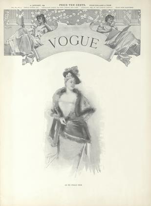 JANUARY 21, 1897 | Vogue