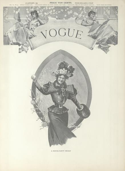 Issue: - January 28 1897 | Vogue