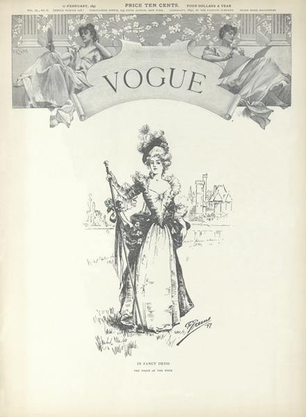 Issue: - February 11 1897 | Vogue