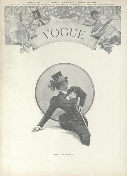 Issue: - February 18 1897 | Vogue