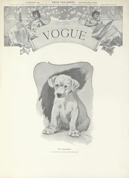 Issue: - February 25 1897 | Vogue