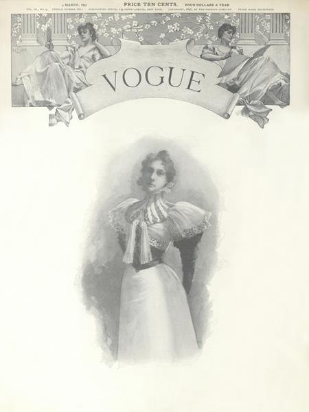 Issue: - March 4 1897 | Vogue