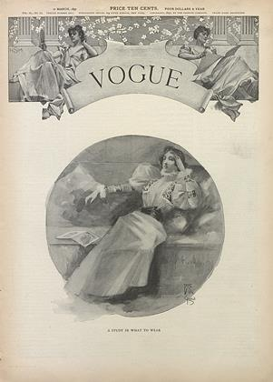 Cover for the March 11 1897 issue