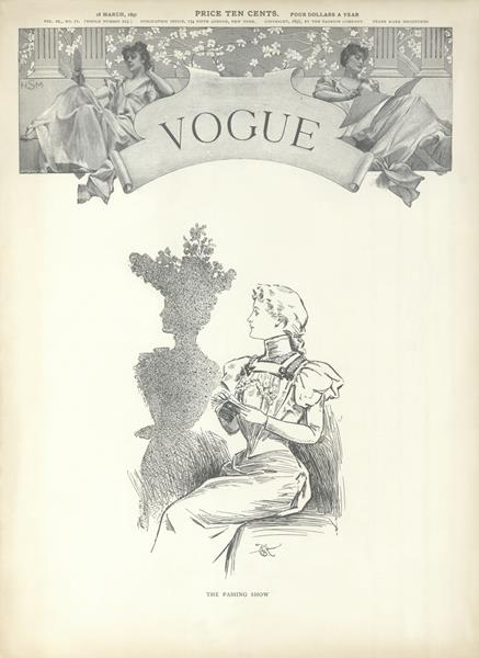 Issue: - March 18 1897 | Vogue