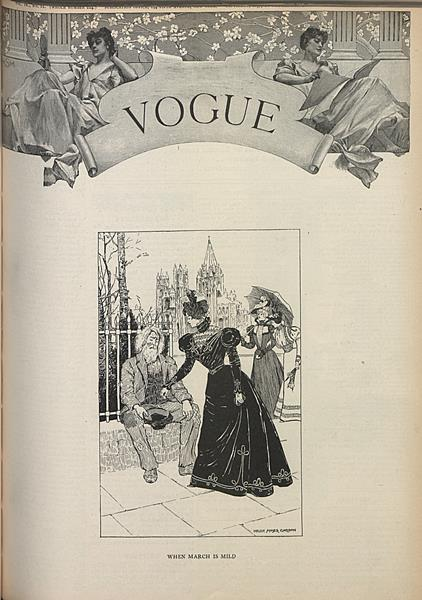 Issue: - March 25 1897 | Vogue