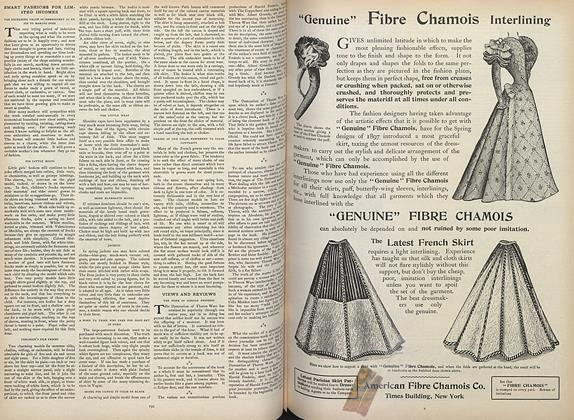Smart Fashions for Limited Incomes: The Exceeding Value of Embroidery as an Aid to Making Over