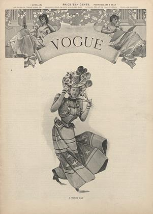 Cover for the April 1 1897 issue