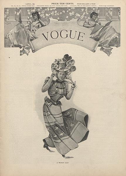 Issue: - April 1 1897 | Vogue