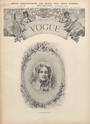 Cover for the April 22 1897 issue