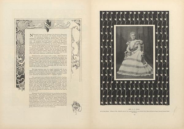 Social Topics: Nineteenth Century Snobs