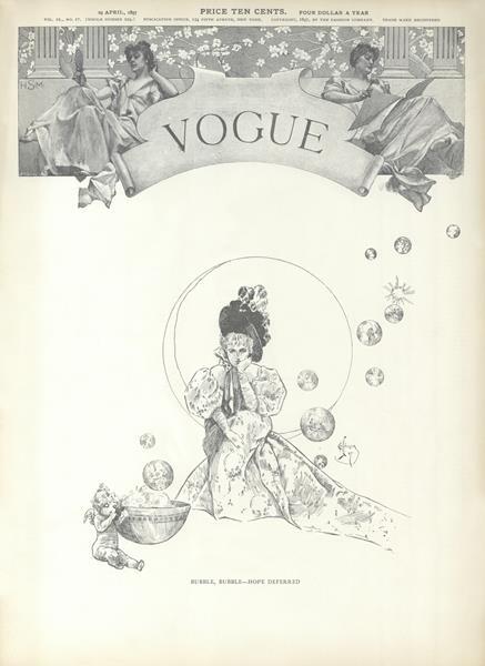 Issue: - April 29 1897 | Vogue