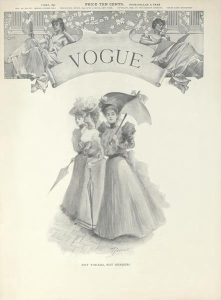 Issue: - May 6 1897 | Vogue