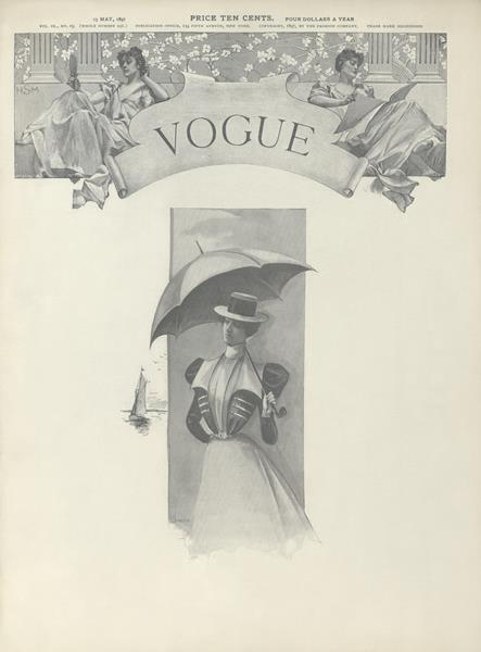 Issue: - May 13 1897 | Vogue
