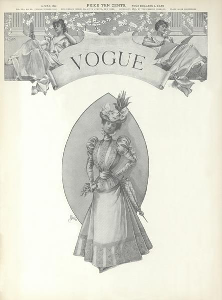 Issue: - May 20 1897 | Vogue