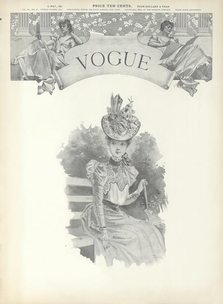 Issue: - May 27 1897 | Vogue