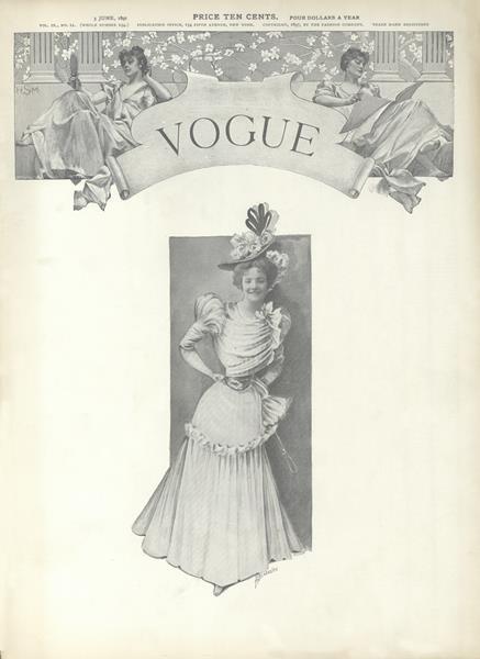 Issue: - June 3 1897 | Vogue