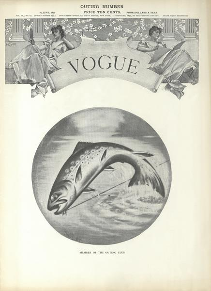 Issue: - June 24 1897 | Vogue